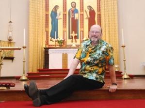 Reverend Murray