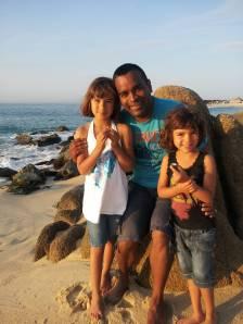 Daddy & girls