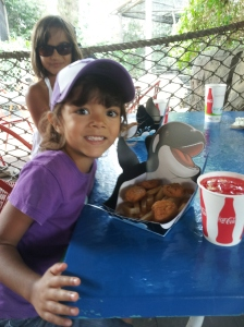 SeaWorld lunch