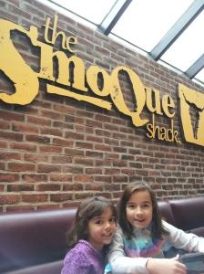 The Smoque Shack